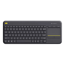 Teclado para Smart TV Logitech K400 Plus Tv