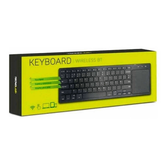 Teclado Inalámbrico + Touchpad / Bluetooth / Tl028