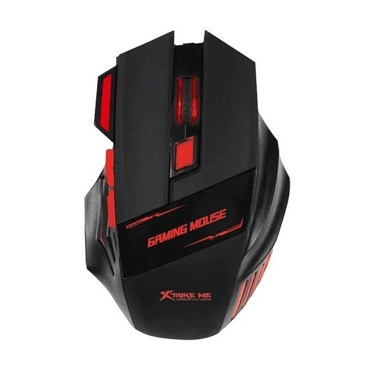 Kit Gamer Xtrike-me MK803 Kit Mouse + Teclado Multicolor