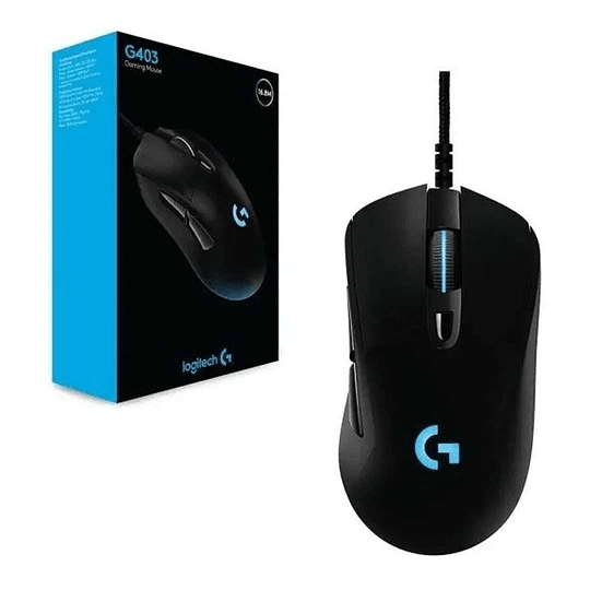 Mouse Gamer Logitech G403 Hero
