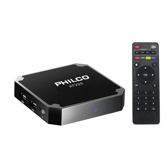 Smart Tv Box Philco ATV05 1gb/8gb Android 9.0