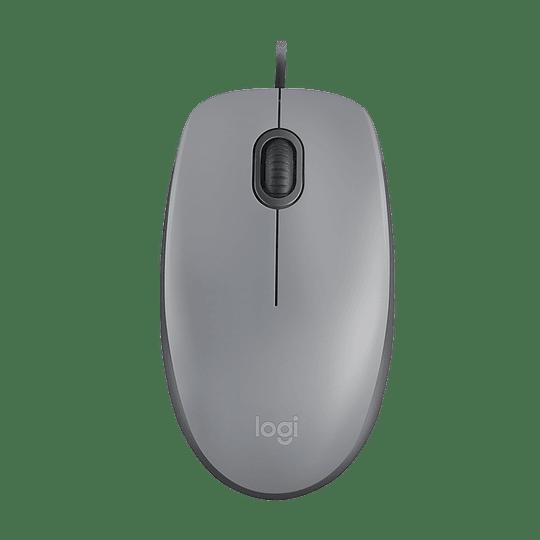 Mouse Logitech M110 SILENT