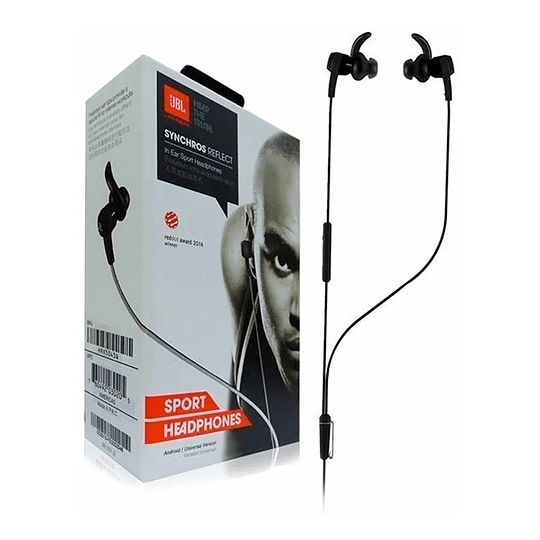Audifonos JBL Synchros Reflect Sport