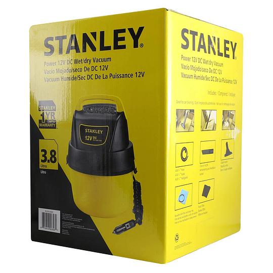 Aspiradora de Auto Portátil Stanley 3,78 Lts