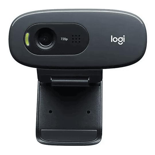 Webcam Logitech C270 HD - 720p
