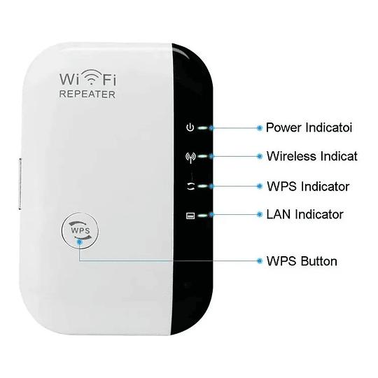 Extensor Wi-fi Universal Dblue 300MBPS DBRW300
