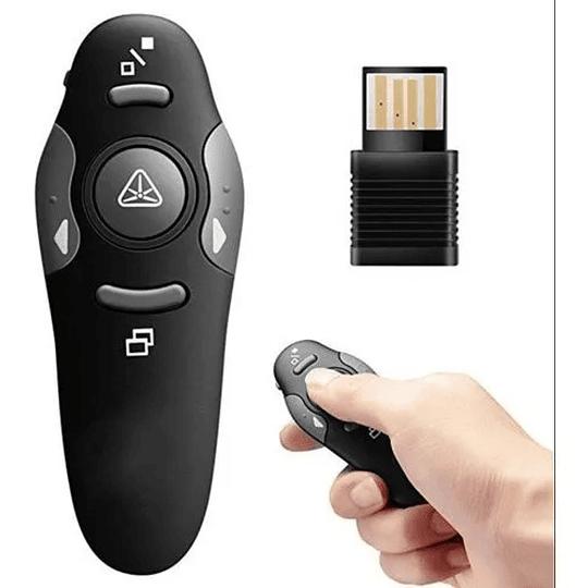 Puntero Y Presentador Laser Usb Ultra