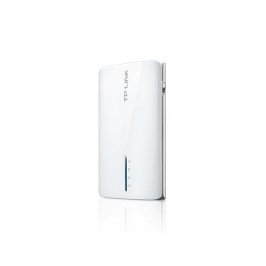 Router Inalámbrico Portátil TP-Link 3G/4G Bam USB TL-MR3040