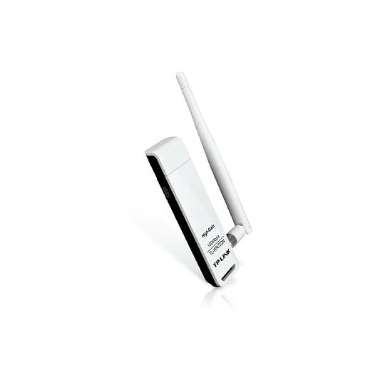 Adaptador Inalámbrico Usb Wifi De 150mbps Tl-wn722n Tp-link