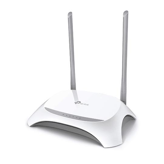 Router Inalámbrico N 3G/4G TP-Link TL-MR3420