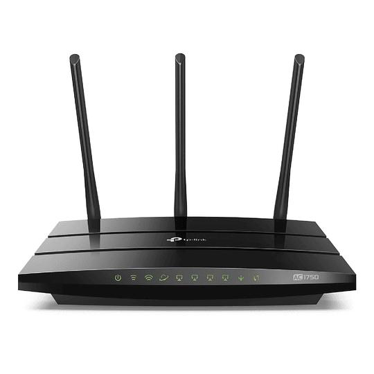 Router Gigabit Dual Band AC1750 Tp-link Archer C7