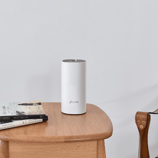 Sistema Conectividad Hogar Wifi Mesh TP-Link Deco E4