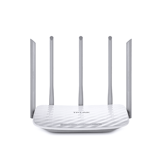 Router Inalambrico Wifi AC1350 Archer C60 Dual Band TP-link