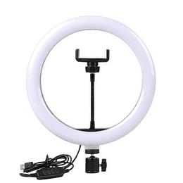 Aro de Luz LED 30 CM Con Tripode - CXB-320
