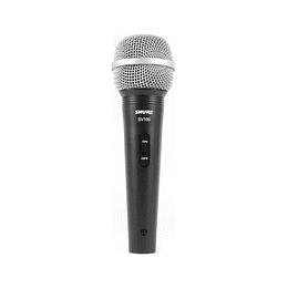 Microfono Vocal Dinámico Shure SV100