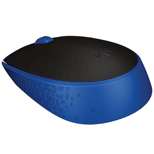 Mouse Inalambrico Logitech M170 Azul