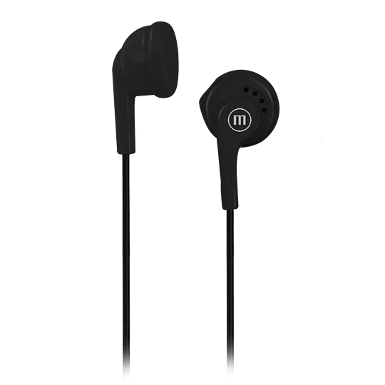 Audífonos Maxell EB-95 EarBuds