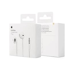 Audifono Apple Earpods Jack 3,5 Original