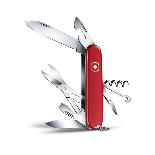 Navaja Victorinox Climber Rojo