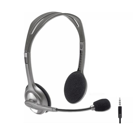 Audifono Logitech H111 Compatible Ps4/xbox