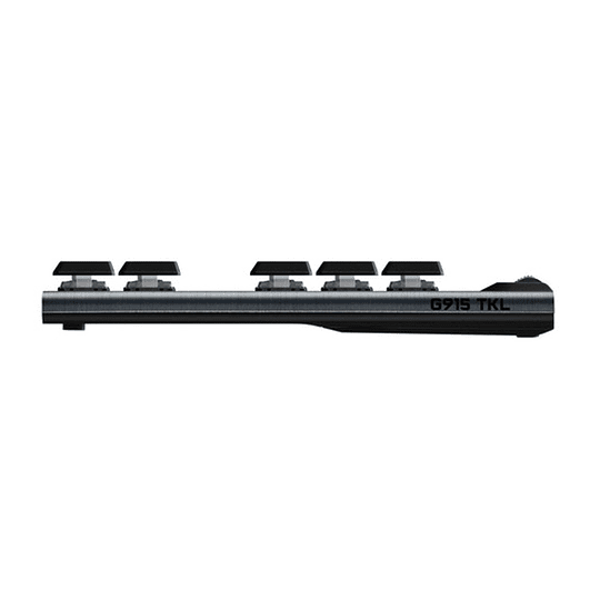 Teclado Mecanico Logitech G915 Tkl Rgb Carbon