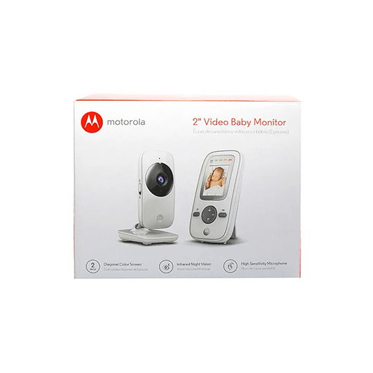 Baby Monitor Lcd 2 Pulgadas Motorola Mb481
