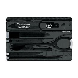 Swisscard Classic Victorinox Negro