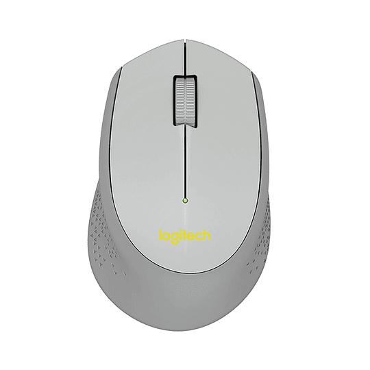 Mouse Inalámbrico Logitech M280 Gris