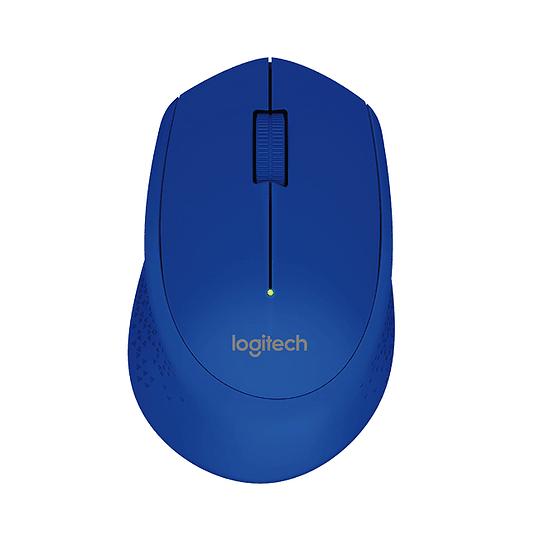 Mouse Inalámbrico Logitech M280 Azúl