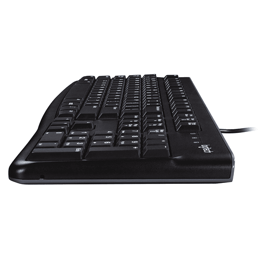 Kit Teclado + Mouse USB Logitech MK120