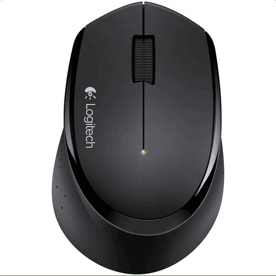 Kit Teclado + Mouse Inalámbrico Logitech Mk345