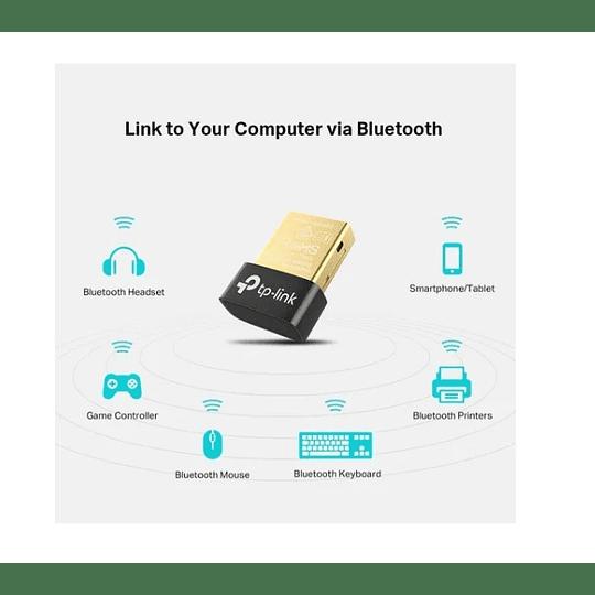 Adaptador Nano Usb Bluetooth 4.0 Tp-link - Electromundo
