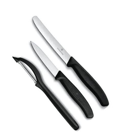 Cuchillos Victorinox Set 3 Piezas 6.7113.31 - Electromundo.