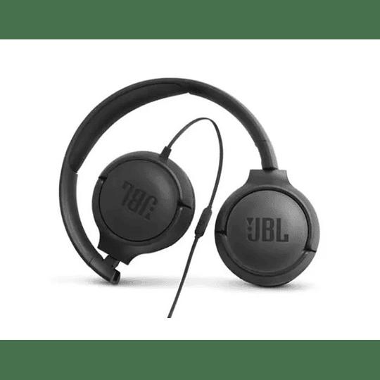Audífono Jbl TUNE 500 - ElectroMundo.