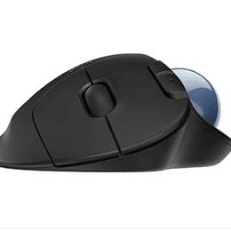 Mouse Logitech Ergo M575 Negro - Electromundo