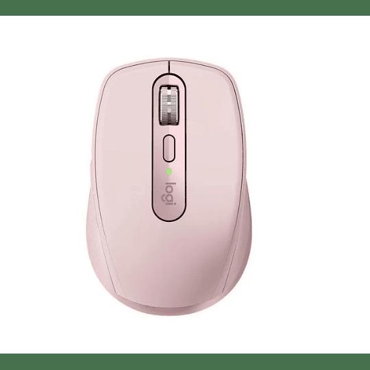 Mouse Logitech Mx Anywhere 3 Rosado - Electromundo