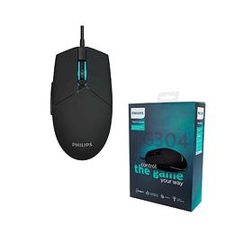 Mouse Gamer Philips SPK9304 - ElectroMundo.
