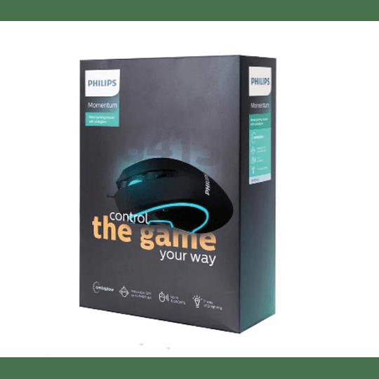 Mouse Gamer Philips G413 - ElectroMundo