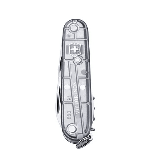 Navaja Victorinox Spartan Gris Transparente - Electromundo