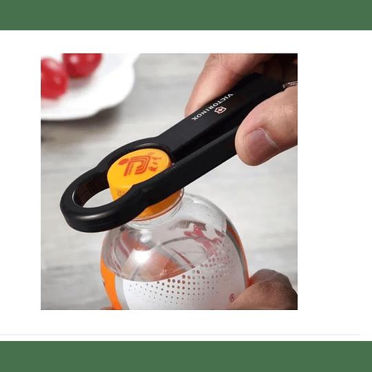 Destapador Victorinox Color Negro - Electromundo