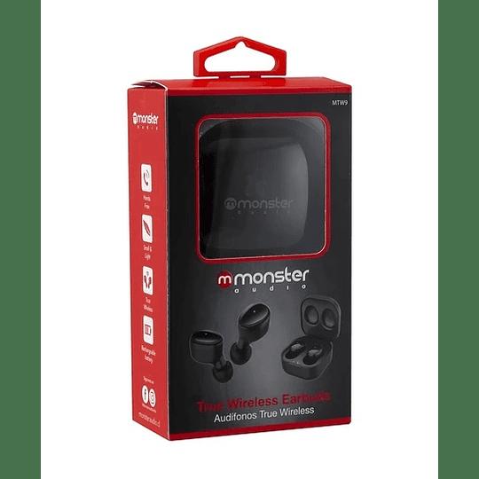 Audífonos Monster True Wireless Mtw9  - ElectroMundo