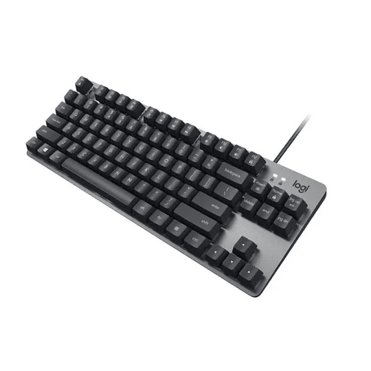 Teclado Logitech Mecanico K835 Tkl Gris - Electromundo