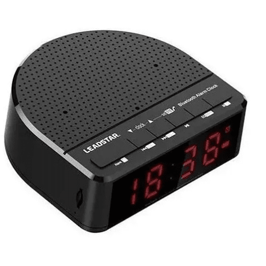 Radio Reloj Irt Bluetooth, Usb 1005 Clock - Electromundo