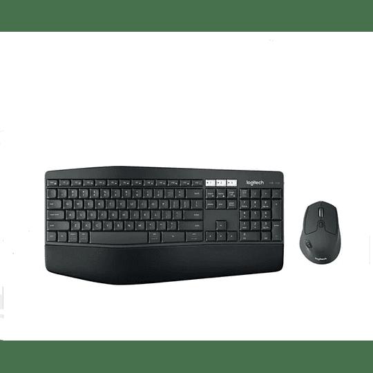 Teclado Mouse Mk850 Logitech Performance - Electromundo