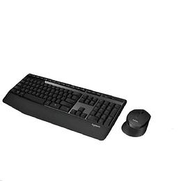 Teclado Mouse Inalámbrico Logitech Mk345 - Electromundo