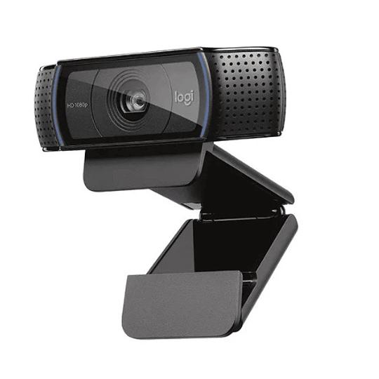 Camara Webcam Logitech Hd Pro C920s - Electromundo