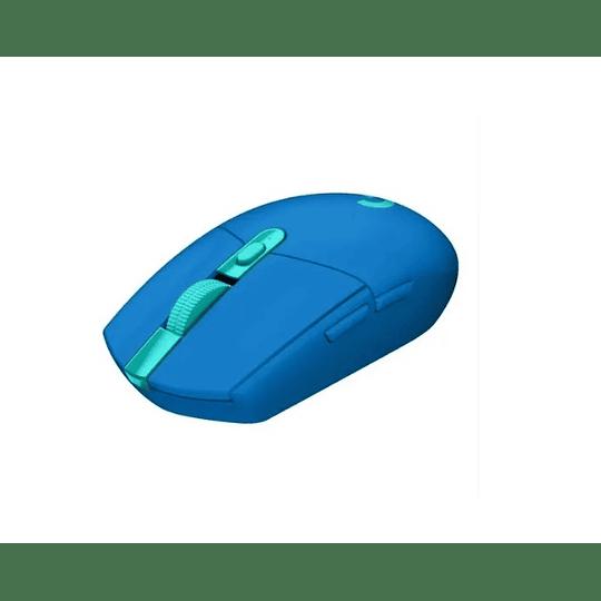 Mouse Gamer Logitech G305 Lightspeed Azul - Electromundo