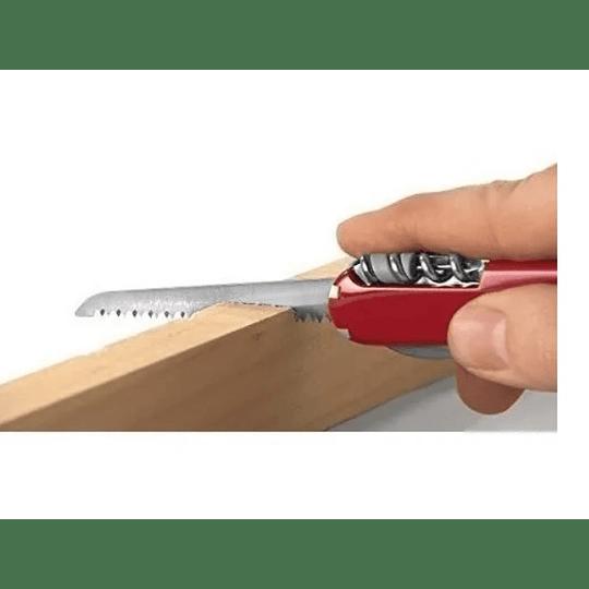 Navaja Victorinox Evolution S13 Rojo - Electromundo