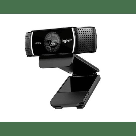 Webcam Logitech C922 1080p Hd Streaming- Electromundo