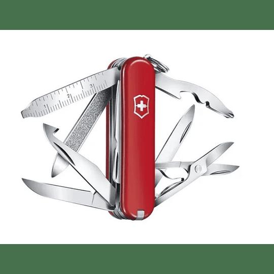 Navaja Victorinox Minichamp Rojo